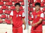 Bóng đá - Lứa Công Phượng đủ điều kiện dự SEA Games 2017