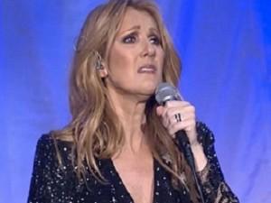 """Video: Celine Dion  """" rút ruột gan """"  nói về chồng quá cố"""
