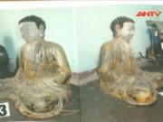 Video An ninh - Hai thanh niên táo tợn trộm tượng Phật đem bán