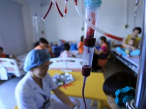 Sức khỏe đời sống - Sau Tết Bính Thân 2016, bệnh viện thiếu máu trầm trọng
