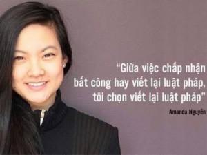 """Thế giới - Cô gái gốc Việt """"cứu tinh"""" của người bị hiếp dâm ở Mỹ"""