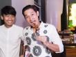 Huy Khánh nổi hứng tổ chức sinh nhật sớm một tháng