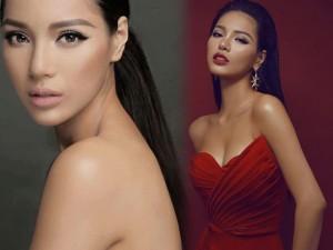 Giải Vàng Siêu mẫu Khả Trang thi hoa hậu quốc tế