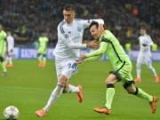 Bóng đá - Dynamo Kiev - Man City: Tuyệt phẩm phút 90