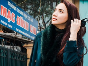 Khoảnh khắc: Trang Nhung tìm về kỷ niệm tuổi thơ Hà Nội