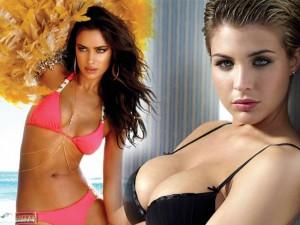 Làm đẹp - Tuyệt chiêu giữ dáng sexy của 6 mỹ nữ từng yêu CR7
