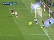 """Bóng đá - """"Messi Ai Cập"""" ghi bàn ở góc không tưởng top 5 V26 Serie A"""
