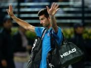 Thể thao - Dubai ngày 4: Nước mắt Djokovic, nụ cười Wawrinka