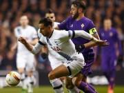 Bóng đá Ý - Tottenham - Fiorentina: Thị uy sức mạnh