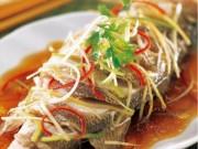 Ẩm thực - Cá hấp sả ớt thơm cay cho bữa cơm gia đình