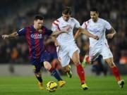 """Bóng đá - Liga trước V26: """"Ngư ông"""" Barca hướng tới kỉ lục"""