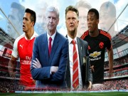 Bóng đá - NHA trước V27: MU - Arsenal đại chiến thời khủng hoảng