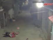 Video An ninh - Camera ghi lại cảnh Việt kiểu giết lái xe ôm trong hẻm