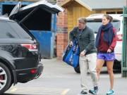 Bóng đá - Schweinsteiger chấn thương dai dẳng vì mỹ nhân tennis?