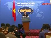 """Video An ninh - Việt Nam phản đối TQ """"leo thang"""" quân sự ở biển Đông"""