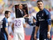 """Bóng đá - Real Madrid: Zidane có tài nhưng chưa """"quái"""""""