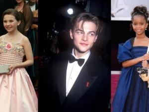 Phim - Những sao Hollywood vinh dự tham gia Oscar từ thuở bé
