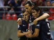 Bóng đá - Ibra phối hợp Cavani ăn ý nhất vòng 27 Ligue 1