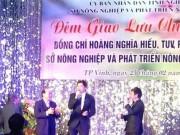 Tin tức trong ngày - Trăm người tưng bừng dự tiệc mừng tân Phó Giám đốc Sở