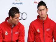 """Bóng đá - """"Ế hàng"""" với Ronaldo, Real sẽ bán James sang MU"""