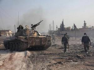 Lệnh ngừng bắn có hiệu lực tại Syria, trừ với khủng bố