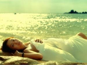 Bạn trẻ - Cuộc sống - Thơ tình: Biển và em