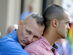 """Thế giới - """"Sự kiện lịch sử"""" ở Italia: Hợp thức hôn nhân đồng tính"""