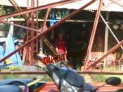 Tin tức Việt Nam - Nam thanh niên treo cổ tự sát trong chòi ven đường