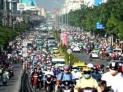Tin tức trong ngày - Sẽ xây cầu vượt để giảm ùn tắc đường vào Tân Sơn Nhất?