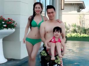 """Vợ sắp cưới của Việt Anh  """" Chạy án """"  đẹp không tì vết"""