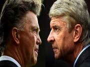 Bóng đá - Van Gaal - Wenger: Không có chỗ cho người già