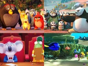 Phim - 5 bộ phim hoạt hình đáng mong đợi nhất 2016