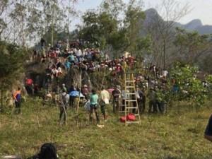 """Đoàn phim """"King Kong 2"""" tuyển 300 diễn viên địa phương"""