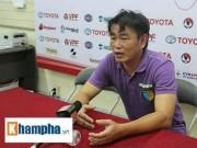 Bóng đá - Xa bầu Hiển, HLV Phan Thanh Hùng bất ngờ về Quảng Ninh