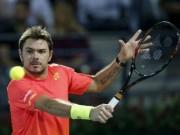 Thể thao - Wawrinka – Baghdatis: Cảm xúc mạnh (CK Dubai)