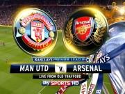 Bóng đá - MU – Arsenal: Chuông nguyện hồn ai