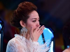 """Ca nhạc - MTV - Minh Hằng khóc sưng mắt vì trai đẹp bị """"dìm hàng"""""""