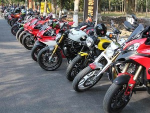 Ô tô - Xe máy - Hơn nghìn chiếc siêu mô tô quần tụ tại Big Day 2016