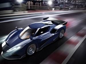 Ô tô - Xe máy - Siêu xe Arash AF10 Hybrid sắp trình làng tại Geneva Motor Show