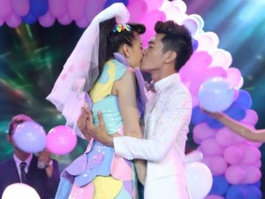 Ca nhạc - MTV - Maya nồng nàn khoá môi Quang Đăng