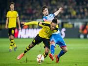 Bóng đá - Dortmund – Hoffenheim: Dồn vào đất chết để sống