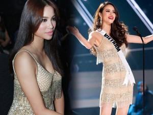 Váy - Đầm - Váy hot nhất tuần: Đầm ánh kim sexy của Phạm Hương