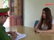 Video An ninh - Thiếu nữ rùng mình nhớ lại cảnh bị cướp uy hiếp