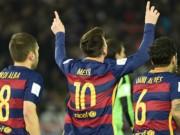 Tin bên lề bóng đá - Barcelona trên hành trình tới Việt Nam