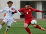 Bóng đá - ĐT nữ Việt Nam – Trung Quốc: Kiên cường chống trả