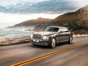 Xe xịn - Bentley tung bản siêu sang Mulsanne Extended Wheelbase