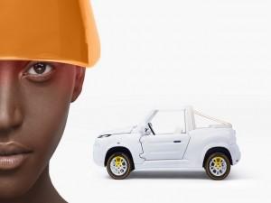"""Xe xịn - Citroën E-Mehari xuất hiện """"trong sáng như thiên thần"""""""