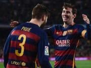 Bóng đá - Liga trước vòng 27: Barca trước cơ hội lịch sử