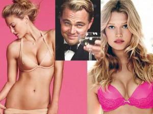 """Thời trang - Hội người tình sexy """"vô địch"""" của Leonardo DiCaprio"""