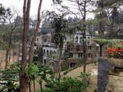"""Tin tức Việt Nam - Resort """"mọc"""" trong Vườn quốc gia Ba Vì, cơ quan chức năng không biết?"""